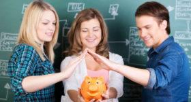 Finanzierung eines Schüleraustausch Programms