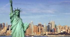 Zielland USA für einen Schüleraustausch
